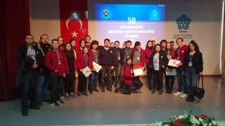 Afyonkarahisar Dumlupınar Bilim ve Sanat Merkezi Türkiye finaline katılacak