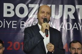Başkan Bozkurt vatandaşlarla çay sohbetinde buluşmaya devam ediyor