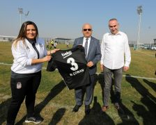 Beşiktaş Futbol Okulları Afyonkarahisar'da kamp yapacak