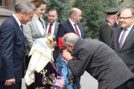 Milli Savunma Bakanı Hulusi Akar Afyonkarahisar'da