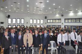 Sandıklı'da İstiklal Marşı'nın kabulü yıldönümü töreni