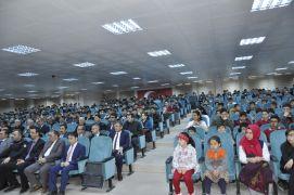 Şuhut'ta İstiklal Marşı'nın Kabulü ve Mehmet Akif Ersoy'u Anma Günü töreni