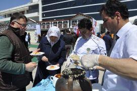 2. Gastro Festivalinde tescilli Şuhut keşkeğine yoğun ilgi