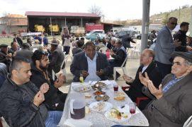 Başkan Bozkurt, Karaadilli Belediye Başkanı Ulusoy'un davetine katıldı