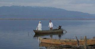 Fotoğrafçıların doğal stüdyosu: Eber Gölü
