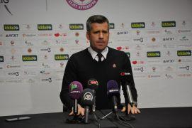 """Hüseyin Eroğlu: """"İlk altı şansımızı sürdürmemiz için bu maç önemliydi"""""""