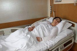 20 yıllık hastalığından ameliyatla kurtuldu