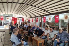 Afyonkarahisar'da Hizmet-İş Üyeleri buluştu