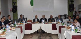 Basın Yayın Derneği iftar programı düzenledi