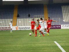 Spor Toto 1. Lig: AFJET Afyonspor: 2 – Ümraniyespor: 2
