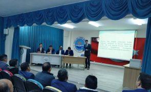 Şuhut'ta Köylere Hizmet Götürme Birliği Olağan Meclis Toplantısı