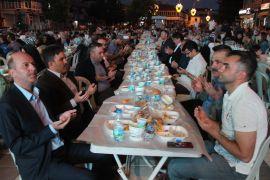 Şuhut Belediyesinden geleneksel 2. sokak iftarı