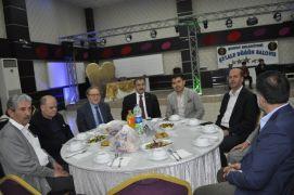 Veysel Eroğlu Şuhut Vakfı'nın iftarına katıldı