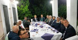 Yenimahalle Belediye Başkanı Fethi Yaşar, memleketi Sandıklı'da hemşerileri ile iftarda buluştu