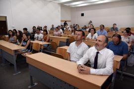 Afyonkarahisar'da 8'inci Halka Modül ve Cebir Çalıştayı tamamlandı