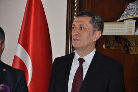 Milli Eğitim Bakanı Ziya Selçuk Afyonkarahisar'da