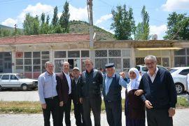 Şehit Yasin Çubuk'un babaannesinin perşembe duası yapıldı
