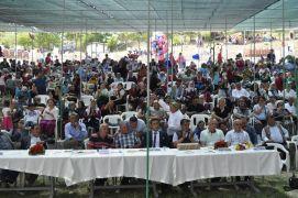 Şuhut'ta Hamza Şeyh Dede'yi anma etkinliği