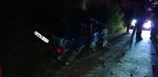 Şuhut'ta trafik kazası: 3 yaralı