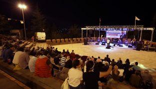 Afyonkarahisar'da yaz akşamları çoşkusu devam ediyor