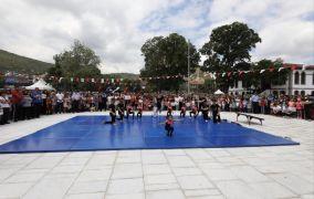 Afyonkarahisar'da yaz spor okulları açıldı