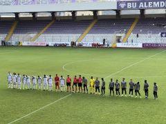 Bursaspor-Altay maçında 3 gol