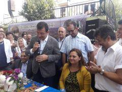 Ekrem İmamoğlu, Sandıklı'da Sarı Selçuk Dede'yi anma programına katıldı