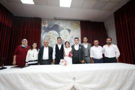 Mehmetçik'ten nikahı kıyılan ablasına sürpriz