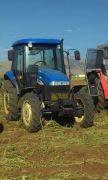 Sandıklı'da bir ayda ikinci traktör hırsızlığı