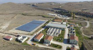 Yeni güneş enerji santralinin ilk adımları atıldı
