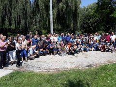 Yurt Ay Der'den büyük buluşma