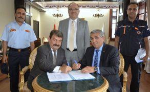 'Afet ve Acil Durumlara Müdahalede Kapasite Paylaşımı' protokolü imzalandı