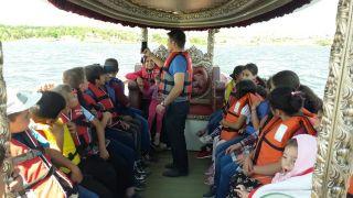 Balçıkhisarlı minik çocuklar için gezi düzenlendi