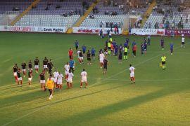 Balıkesirspor – Afjet Afyonspor hazırlık maçında gerginlik