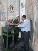 Bolvadi'nde Sakal-ı Şerif ziyarete açıldı