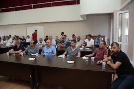 Dinar Galericiler Sitesi projesi için son aşamaya gelindi