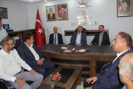 Eski Bakan Eroğlu baba ocağı Şuhut'ta