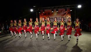 Halk Oyunları Festivali sona erdi