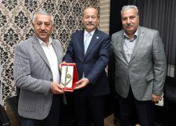 MHP Milletvekili Taytak'tan Başkan Zeybek'e ziyaret