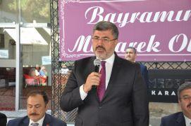 Milletvekili Özkaya sosyal medyadaki 'kurbankatliamdır' etiketini kınadı