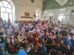 Şuhut'ta Cami, Çocuk ve Aile Buluşması