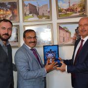 Başkan Bozkurt'un ziyaretleri