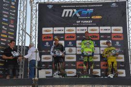 Dünya Motokros Şampiyonası'nda finaller yapılıyor
