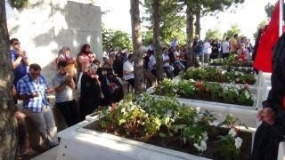 Giresunlular Afyonkarahisar'daki şehit dedelerine koştu