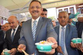 Mehmet Özhaseki'den 'yeni parti' yorumu