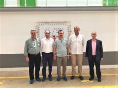 Milletvekili Emrullah İşler Sandıklı'daki seralarda incelemelerde bulundu