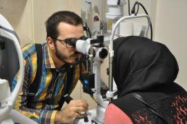 Sandıklı Devlet Hastanesi'nde göz ameliyatları başladı
