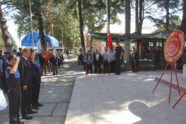 Şuhut'ta Gaziler Günü törenle kutlandı