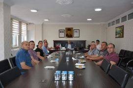 Şuhut Belediyesi Eylül Ayı Meclis Toplantısını yaptı