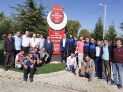 Şuhut Belediyesi Zabıta Amirliğinin kahvaltıda programı
